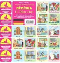 Antonín Šplíchal: Němčina 11. Dům a byt