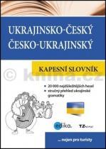 Ukrajinsko český česko ukrajinský kapesní slovník