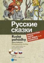 Aljona Podlesnych: Russkie skazki Ruské pohádky