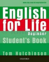 English for Life Beginner Student's Book
