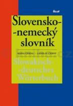 Mária Čierna: Slovensko nemecký slovník Slowakisch deutsches Wörterbuch