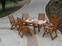 BB RUSTIKA Stůl