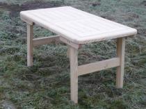 STOKA BRNO stůl borovice