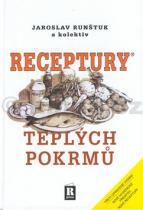 Jaroslav Runštuk: Receptury teplých pokrmů