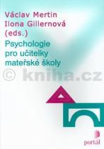 Václav Mertin: Psychologie pro učitelky mateřské školy