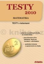Brigita Kamenská: TESTY 2010 Matematika