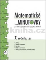 Miroslav Hricz: Matematické minutovky pro 7.ročník 1. díl