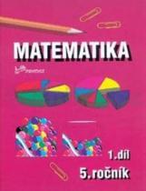 Josef Molnár: Matematika pro 5. ročník
