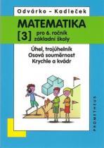 Oldřich Odvárko: Matematika pro 6.r.ZŠ,3.díl