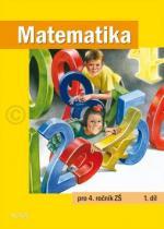 Kolektiv autorů: Matematika pro 4. ročník ZŠ 1.díl