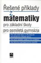 Ján Kováčik: Řešené příklady z matematiky
