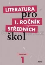 Renata Bláhová: Literatura pro 1. ročník středních škol