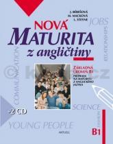 Kolektív autorov: Nová maturita z angličtiny + 2CD