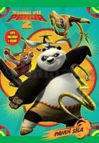 Kung Fu Panda 2 Super omalovánky a hádanky