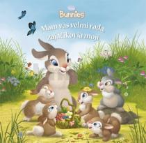 Walt Disney: Mám vás velmi rada, zajačikovia moji