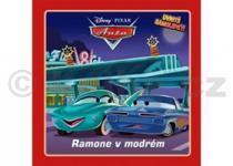Walt Disney: Auta Ramone v modrém Blesk se učí závodit