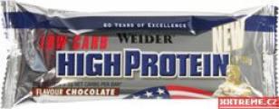40% High Protein Low Carb Bar - jahoda