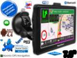 "GPS navigace - tablet XtechNavi EU7054A, 7.0"", Android 4 CZ, 8GB, WiFi, BT AV-in, Lifetime"