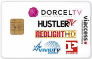 Redlight Elite Chic 7 Viaccess Card 12 měsíců
