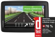 "TOMTOM START 25 Europe LIFETIME mapy - Evropa (45 zemí), 5"" displej"