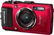 Olympus TG-4 Red - V104160RE000