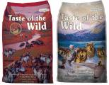 Taste of the Wild - Southwest Canyon + Wetlands Wild Fowl 2x13kg