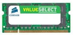 Corsair SO-DIMM 2GB DDR3 1066MHz CL7 - CM3X2GSD1066