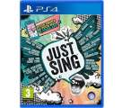 Hra Ubisoft PlayStation 4 Just Sing