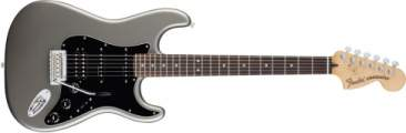 FENDER Deluxe Stratocaster HSS Tungsten Rosewood