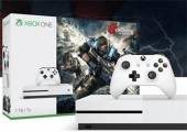 Microsoft XBOX ONE S 1 TB + 1 x hra (Gears of War 4) - 234-00040