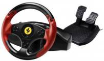 Thrustmaster Sada volantu a pedálů Ferrari Racing Wheel Red Legend Edice, pro PS3 a PC - 4060052