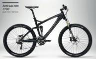 GHOST AMR Lector 7700 black/grey/blue 2013