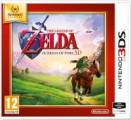 3DS The Legend of Zelda: Ocarina of Time Select