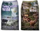 Taste of the Wild - Sierra Mountain Canina + Pine Forest 2x13kg