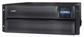 APC Smart-UPS X 3000VA (2700W) Rack 4U / Tower LCD, hl. 48,3 cm