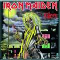 magnet Iron Maiden - Killers Fridge Magnet - ROCK OFF - IMMAG02