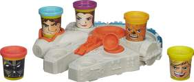 HASBRO - Playdoh Star Wars Millenium Falcon B0002