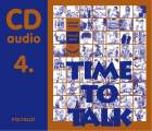 Time to Talk 4. - CD audio - Gráf, Peters