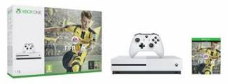 XBOX ONE S 500 GB + 1 x hra (FIFA 17) - ZQ9-00056