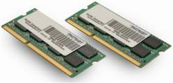 SO-DIMM 8GB DDR3-1333MHz PATRIOT CL9, kit 2x4GB - SO-DIMM 8GB DDR3-1333MHz PATRIOT CL9, kit 2x4GB