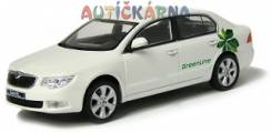 Škoda Superb 2008 Green Line