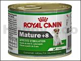 Konzerva ROYAL CANIN Mini Adult +8 195g