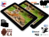 "Tablet XtechTab XTV90 9.0"", Quad-Core, 8GB, WiFi, BT, Dual Camera, Android 4.4 CZ white"