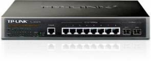 TP-LINK TL-SG3210, switch 8 x 10/100/1000Mpbs/ JetStream™/ L2 Managed/2xSFP - TL-SG3210