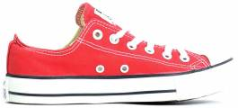 Chuck Taylor Classic Colors Red Low
