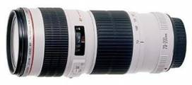 Canon EF 70-200mm f/4,0 L IS USM - 1258B009AA