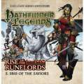 Pathfinder Legends: Rise of the Runelords 5 - Sins of the Saviors CD