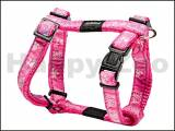 Postroj ROGZ Fancy Dress SJ 01 CA-Pink Paws (S) 1,1x20-34x23x37cm