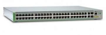 AT-FS970M/48PS - Managed switch 48x10/100TX PoE + 2x combo SFP, PoE 370W