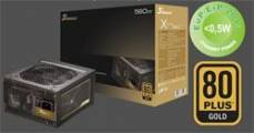 Zdroj 750W, SEASONIC X-750 ( SS-750KM3 F3 ) 80PLUS Gold, Retail, modular